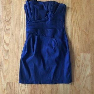 Jessica McClintock Blue Dress